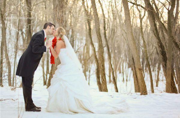 Idee per un matrimonio in inverno