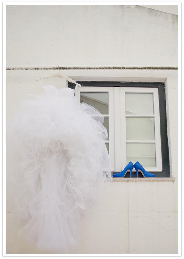 matrimonio blu