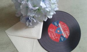 Partecipazioni a forma di disco