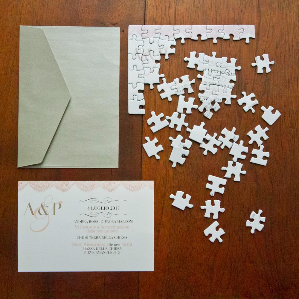 partecipazioni matrimonio creative