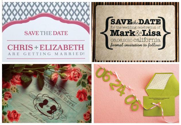 Partecipazioni e inviti di matrimonio made in USA