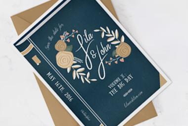 partecipazioni matrimonio libro